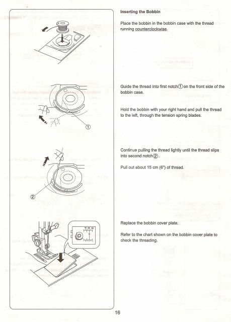 elna sewing machine parts diagram kenwood radio wiring harness 3210 3230 instruction manual examples include and functions threading the winding bobbin