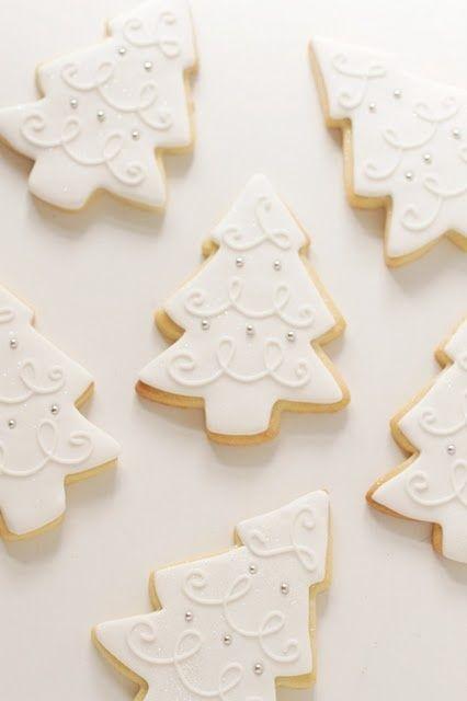 Christmas Tree Cookies Recipe Christmas Sugar Cookies Christmas Tree Cookies Xmas Cookies