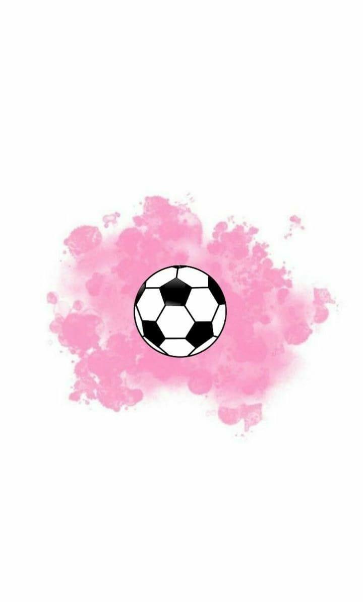 4fa483a56f489 Destaque bola. #capa #destaque #destaques #instagram #rosa #preto #bola # futebol #copa