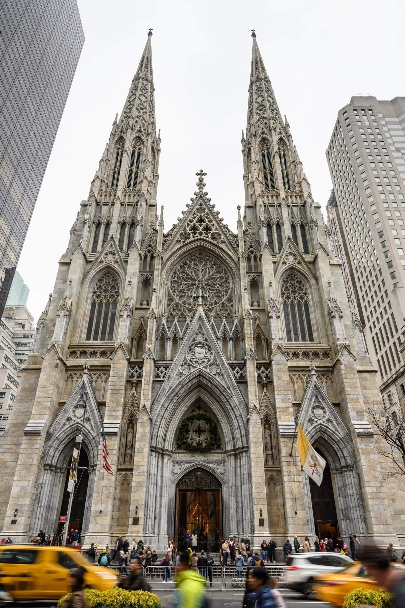 St Patrick's, NYC Barcelona cathedral, Church news, City