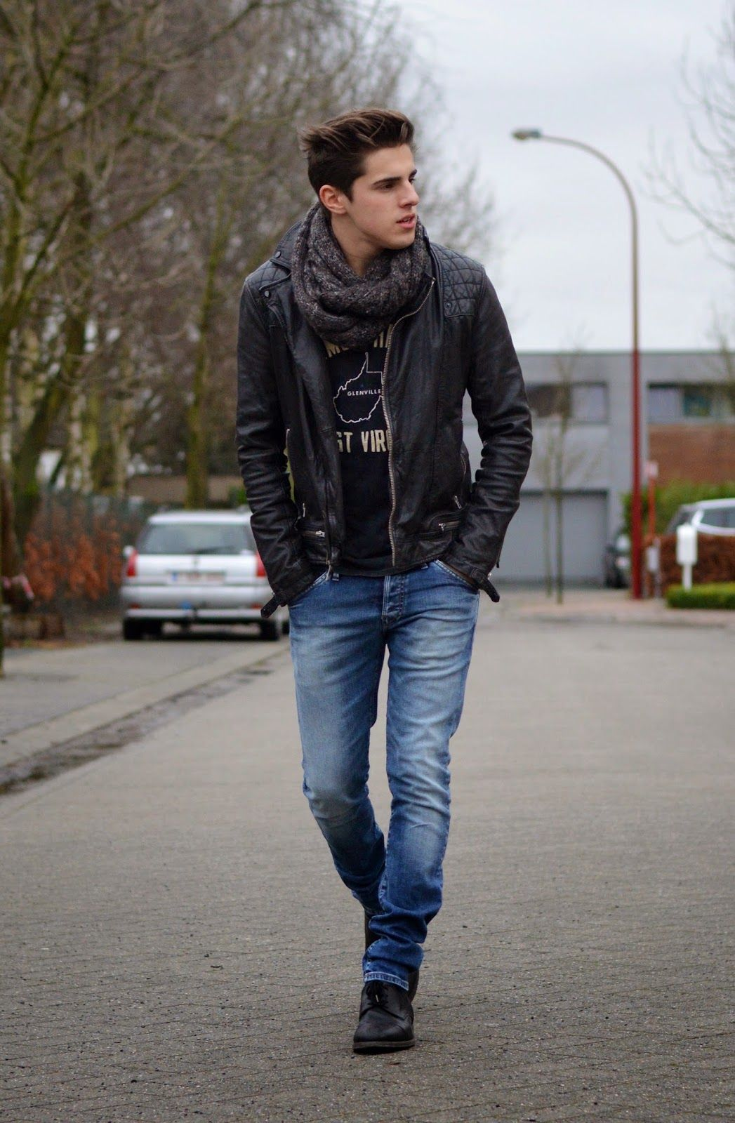 Buy Winter Mens casual fashion picture trends