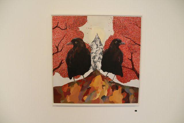 MARK ALSWEILER - my painting!