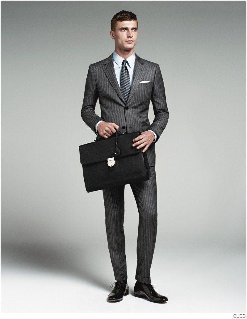 Mens gucci suits