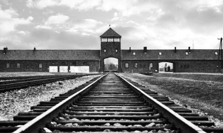 Auschwitz Jewish Concentration Camp Holocaust Nazi Germany ...