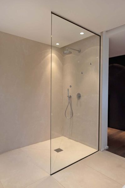 Am nagement suite parentale salle de bain douche - Amenagement suite parentale dressing salle de bain ...