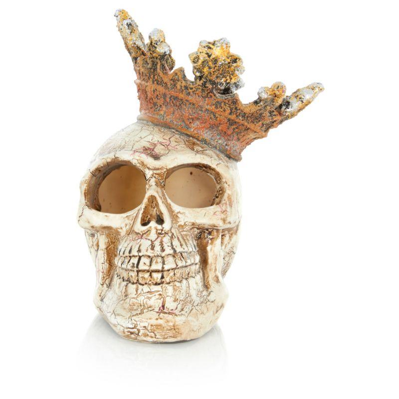 Asda Skull Crown Decoration Autumn Holidays - Decorations, Food - asda halloween decorations