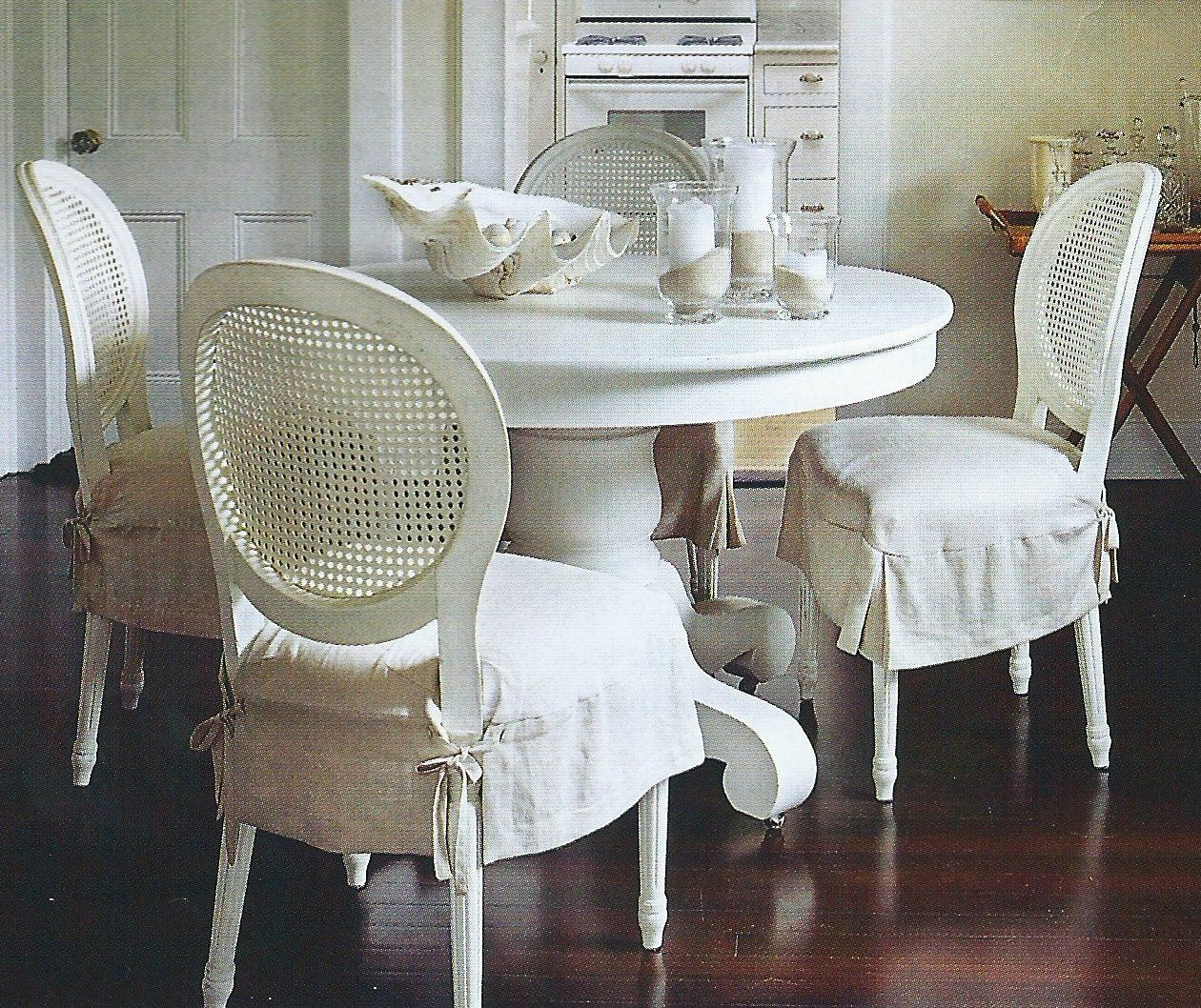 Kitchen Chairs: Slipcovers For Kitchen Chairs
