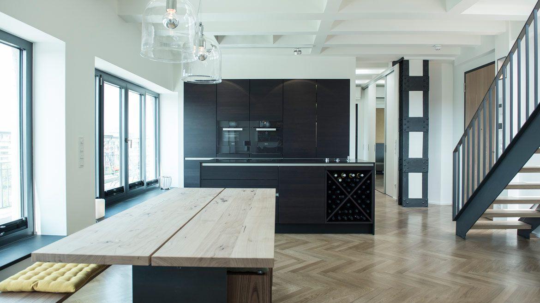 Luxus Apartment Loft Engel 70 Mitte Berlin Suite030