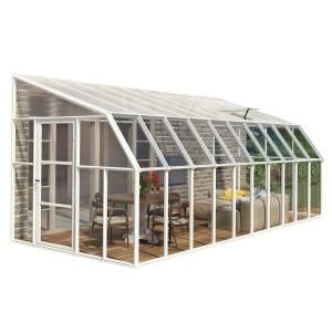 Rion Sun Room 8 Ft X 20 Ft Clear Greenhouse Out Of