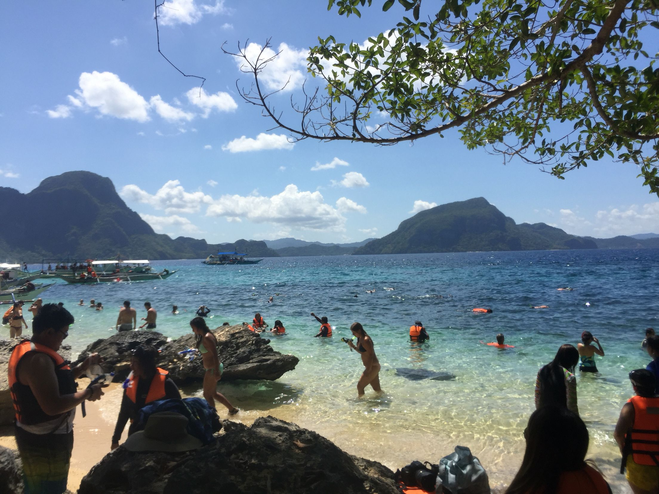 One of the islands of El Nido, Palawan, Philippines