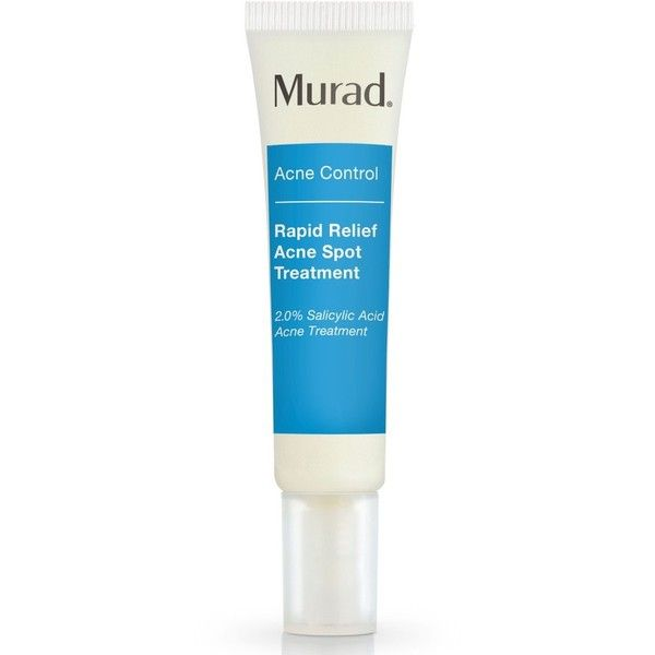 Women's Murad Rapid Relief Acne Spot Treatment (625 UYU) ❤ liked on Polyvore featuring beauty products, skincare, face care, no color, murad, murad skin care and murad skincare