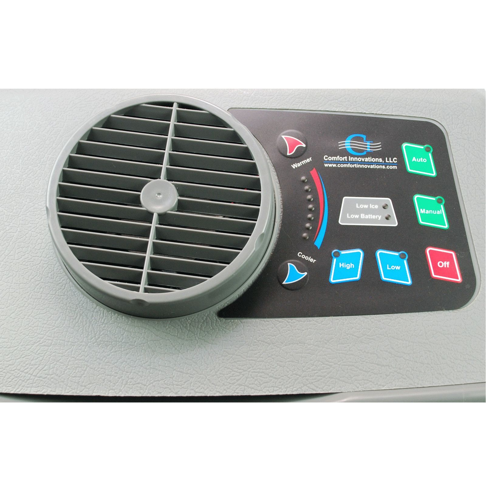 Go Cool 12V Portable Semi Truck Cab Air Conditioner For