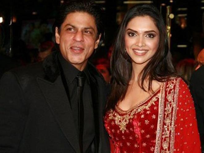 Deepika Padukone Once Again Shah Rukh Khan S Female Lead In Happy New Year Happy New Year Movie Deepika Padukone Bollywood Stars