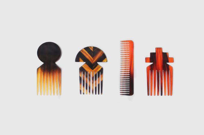 Accessori fatti di capelli hair highway by studio swine for Sharon goldreich