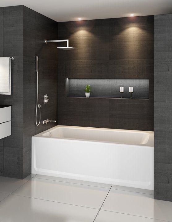 Signature Rectangle Bath Luxury Bathroom Master Baths Minimalist Bathroom Design Bathroom Style