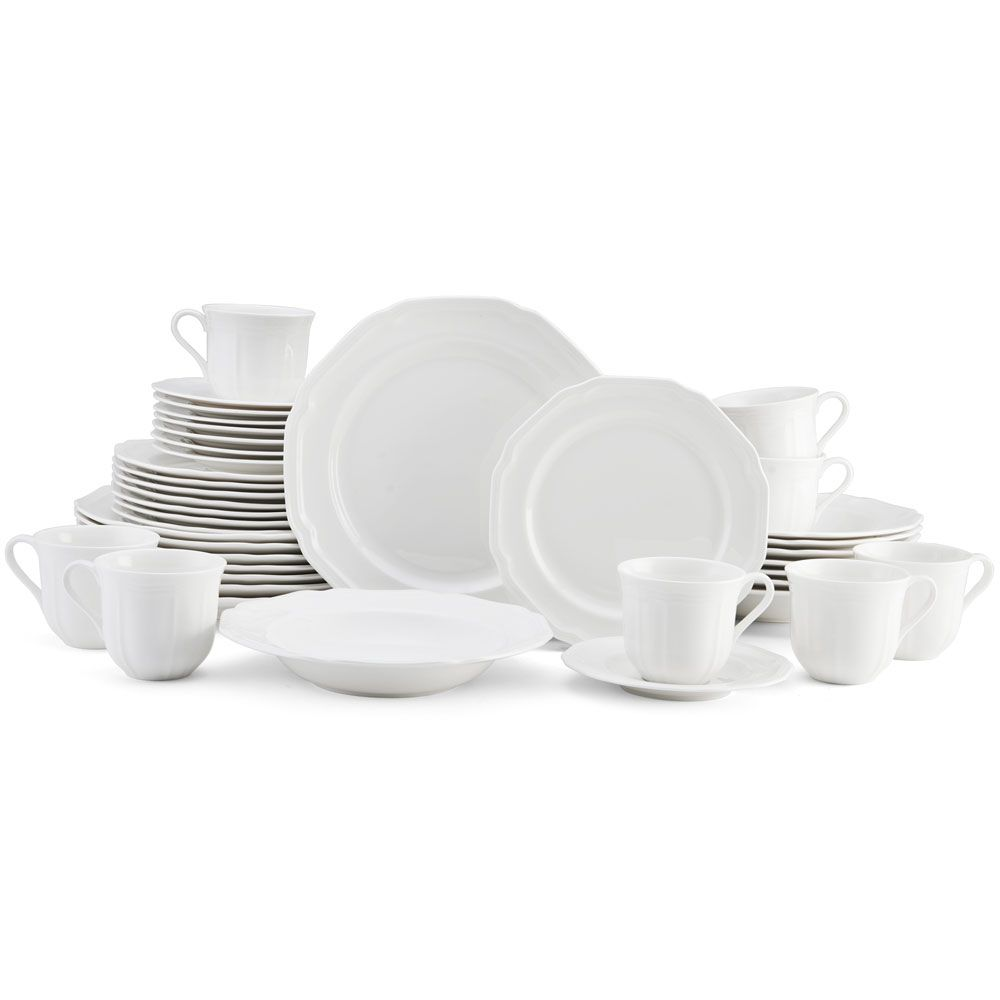 Buy Antique White 40 Piece Dinnerware Set Online At Mikasa Com  sc 1 st  tagranks.com & Inspiring Mikasa Antique White 42 Piece Dinnerware Set Photos - Best ...