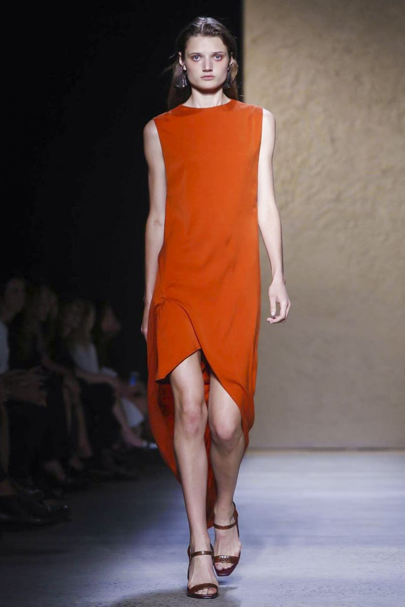 Narciso Rodriguez Ready To Wear Spring Summer 2016 New York