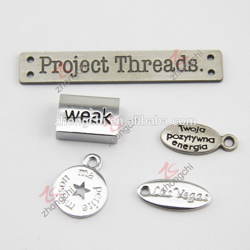 16+ Stamped metal tags for jewelry information