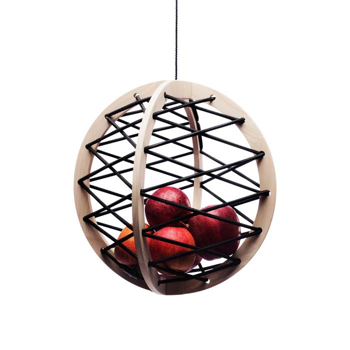 High Quality Pluk Hanging Fruit Basket (Ash Version) I Love It When Simplicity,  Usefulness, Amazing Pictures