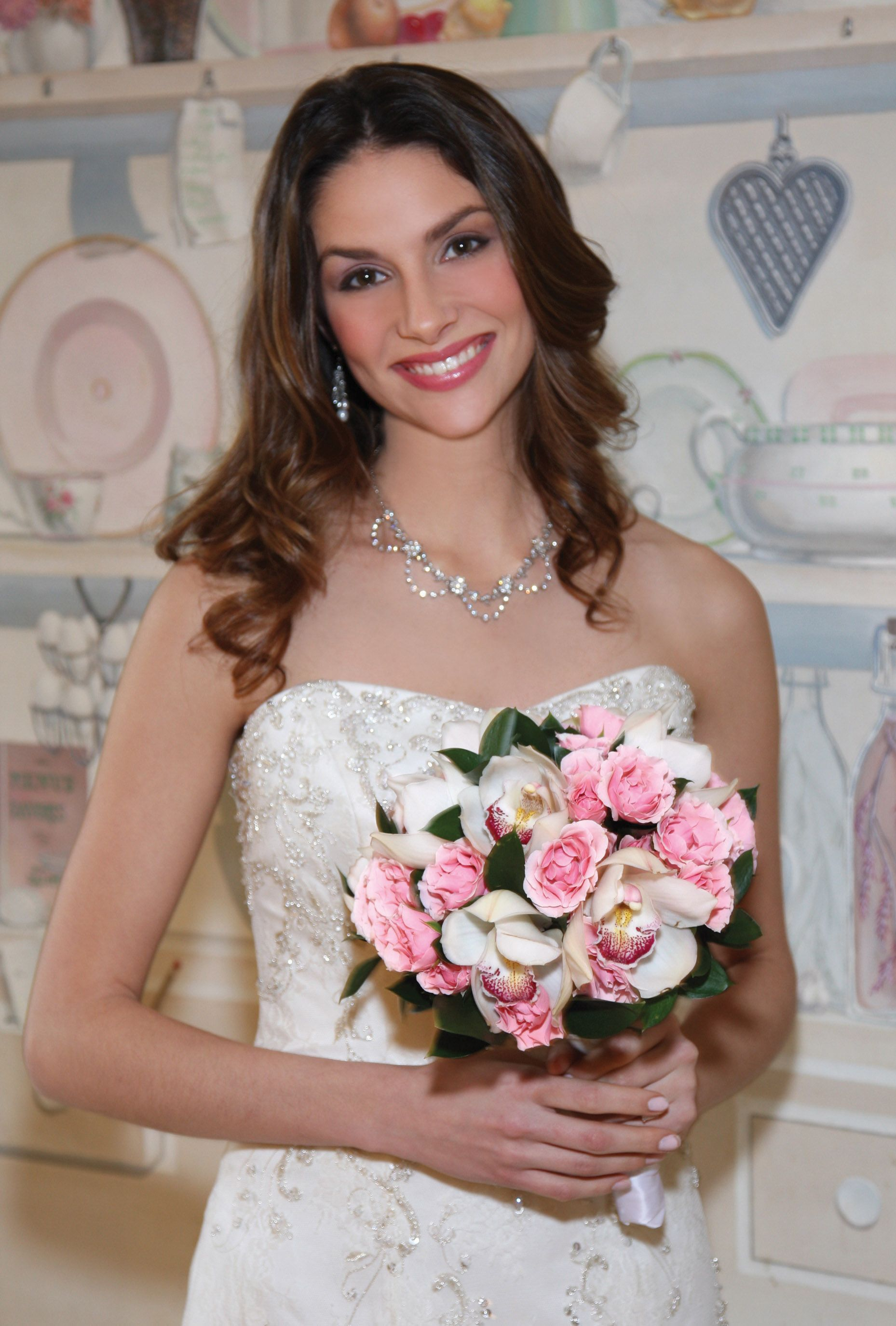 Summer Bridal Makeup look using Airbrush Makeup Bridal