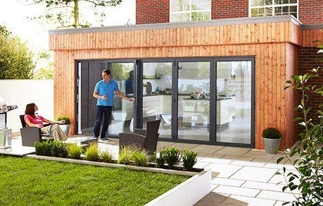 Mainframe offer premium quality bifold doors bi-fold doors sunfoldopen corner & Mainframe offer premium quality bifold doors bi-fold doors sunfold ...