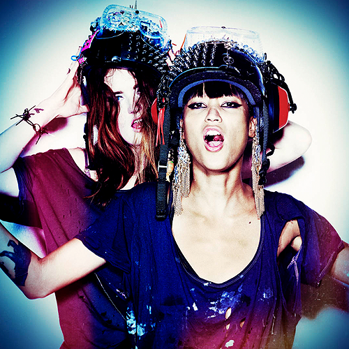 Picture of Icona Pop — PNG HQ