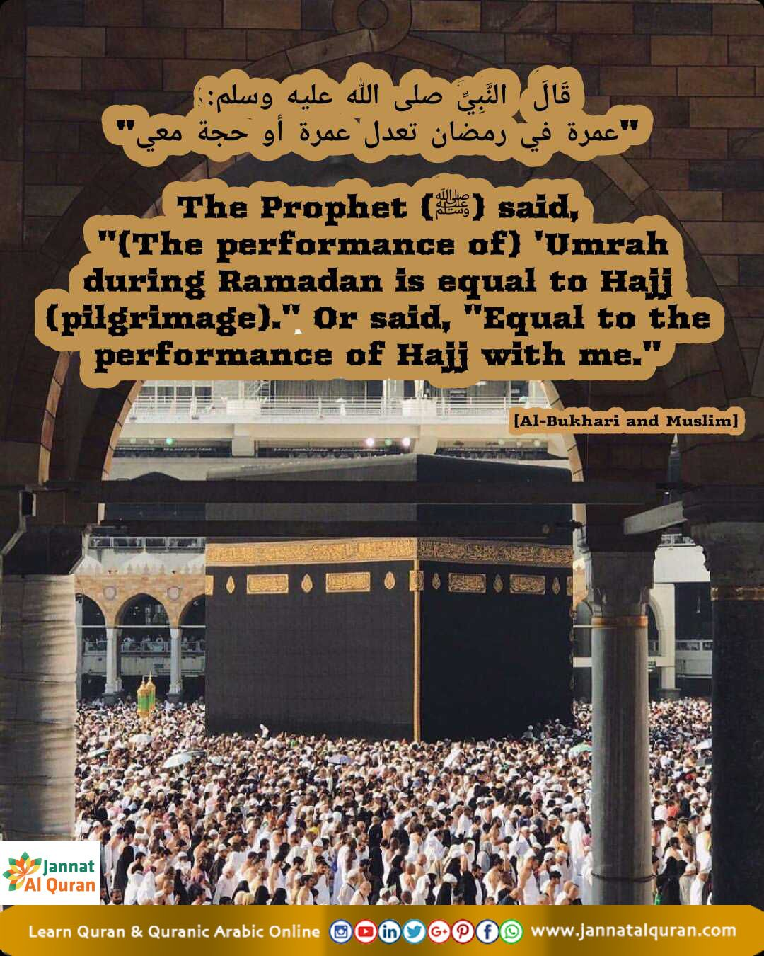 Www Jannatalquran Com Learn Quran Hadith Of The Day Quran