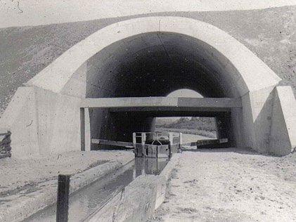 M1 canal bridge