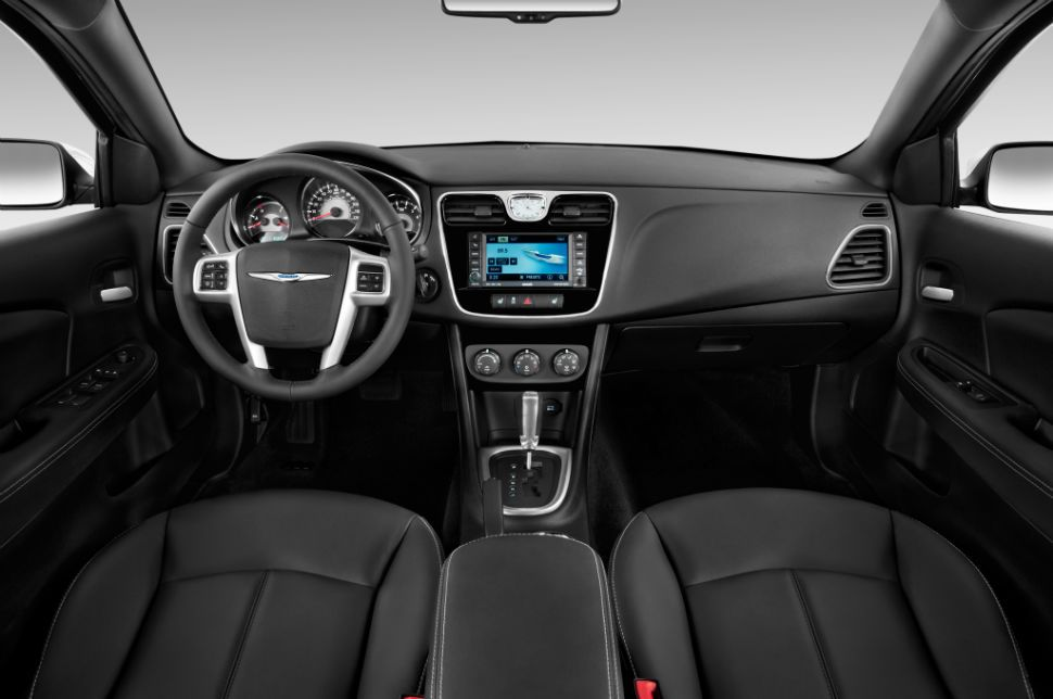 2015 Chrysler 200 Lx Interior With Images Chrysler 200