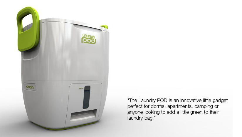 Laundry Pod Concept Designer Rks Http Rksdesign Com