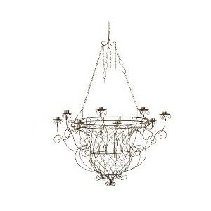 How to make twisted wire chandelier google search crafties how to make twisted wire chandelier google search aloadofball Image collections