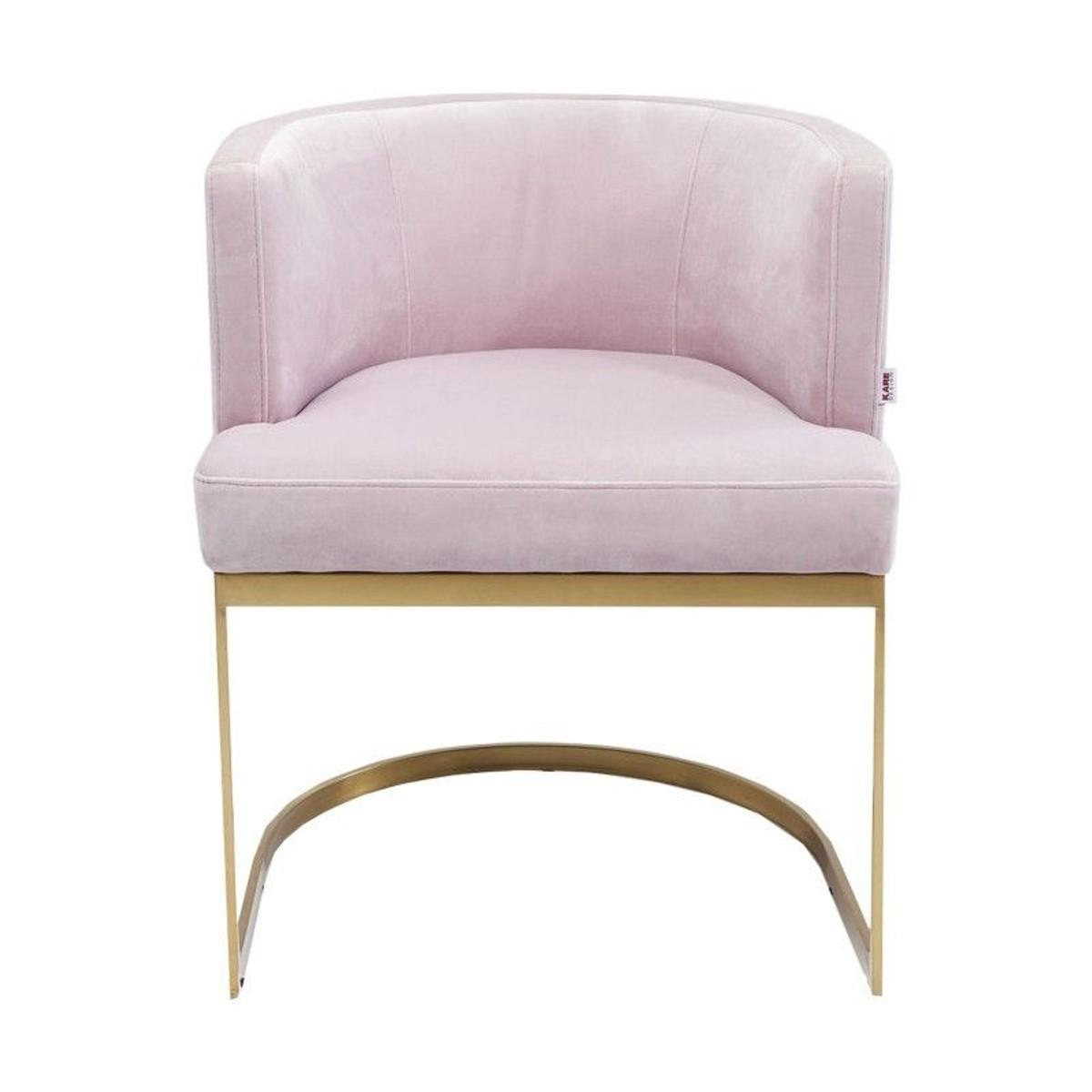 Chaise Avec Accoudoirs Rumba Rose Kare Design En 2019 Products Design Vanity Bench Et Furniture