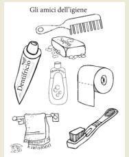 Schede Igiene Para La Escuela Education E Books