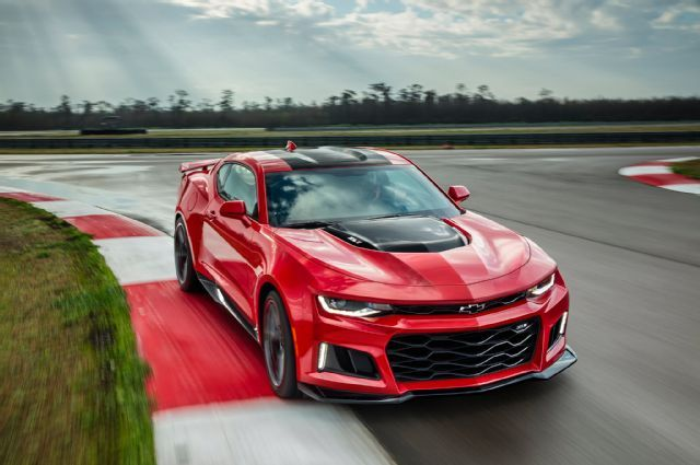 2017 Chevrolet Camaro ZL1 completely redesigned. Beauty and the beast at 650 HP. Wow!!