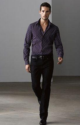 nice shirt | Style | Pinterest | European men and Mens winter