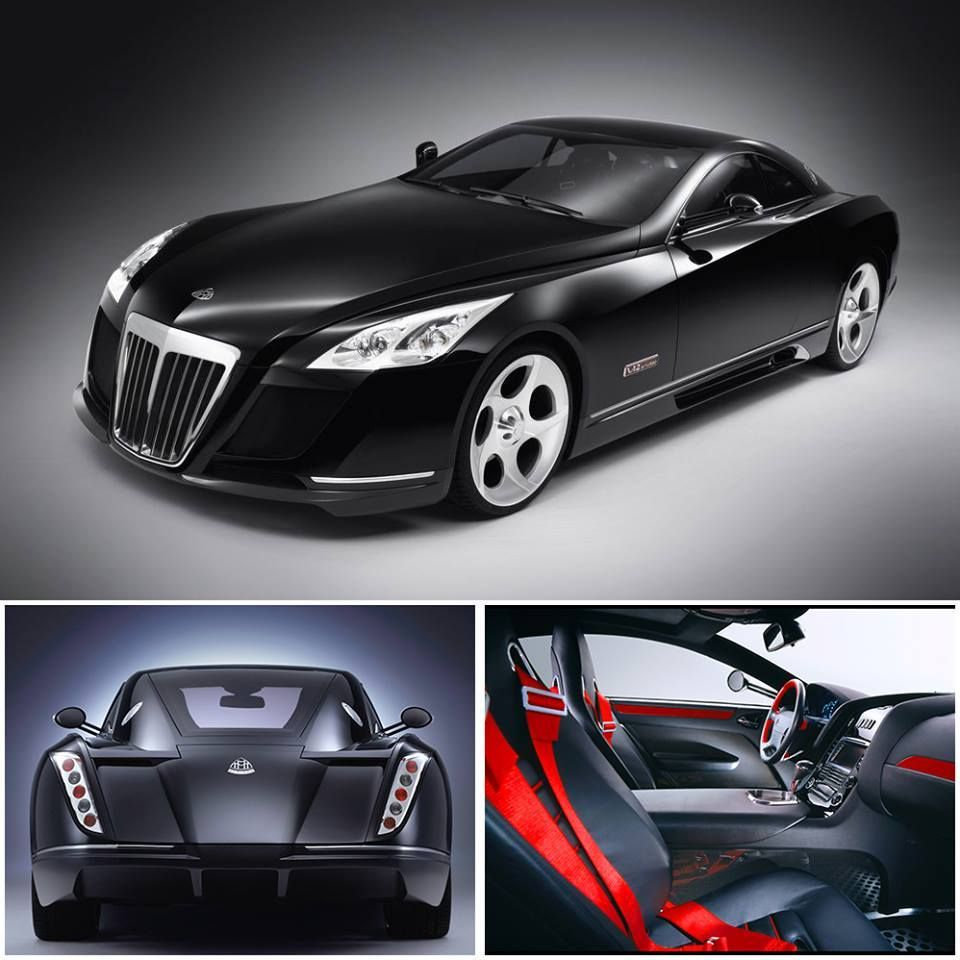 Hello Big Boy...Maybach Exelero Is The Most Expensive Car
