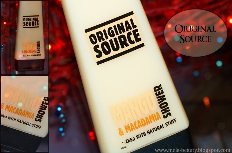 Mela Beauty: Original Source Mango & Macadamia
