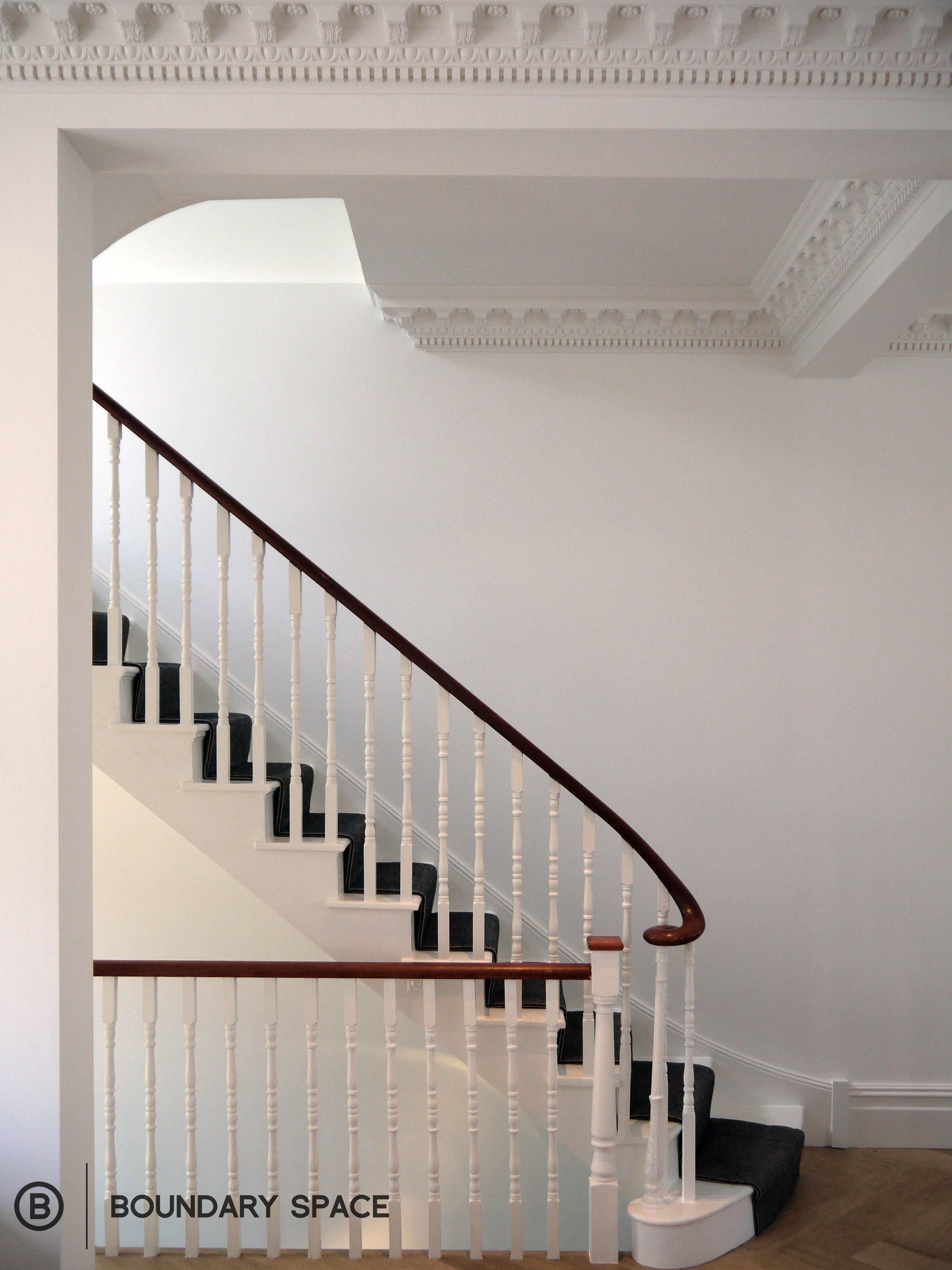 Best Staircase Period Townhouse Staircase Design Innovative 400 x 300