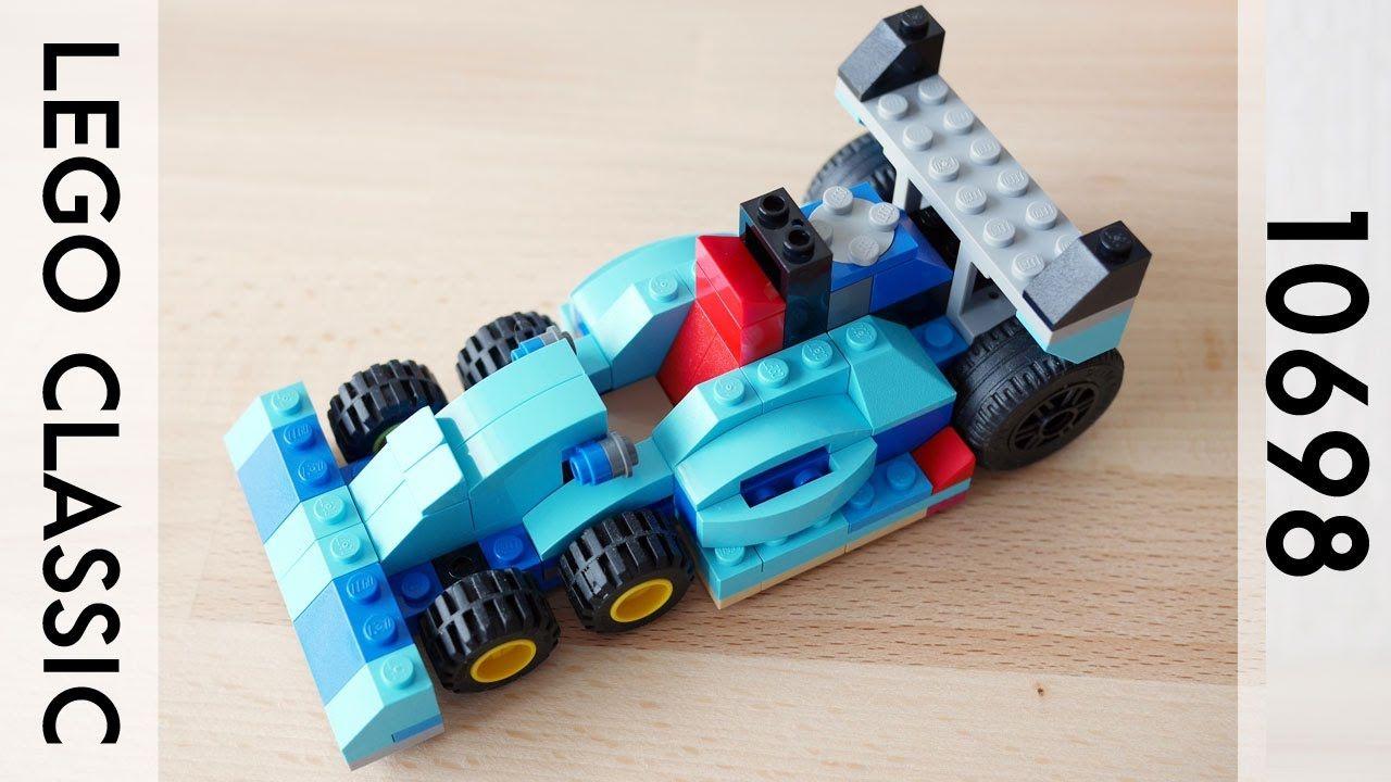 How to make LEGO Car