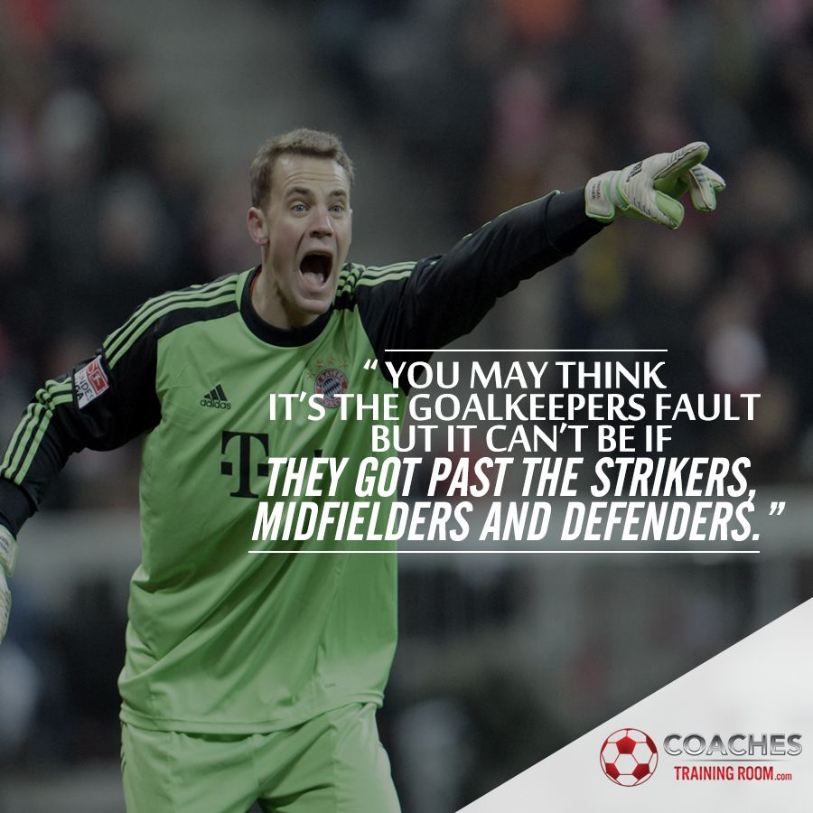 Inspirational Quotes Motivation: Soccer Goalkeeper Drills