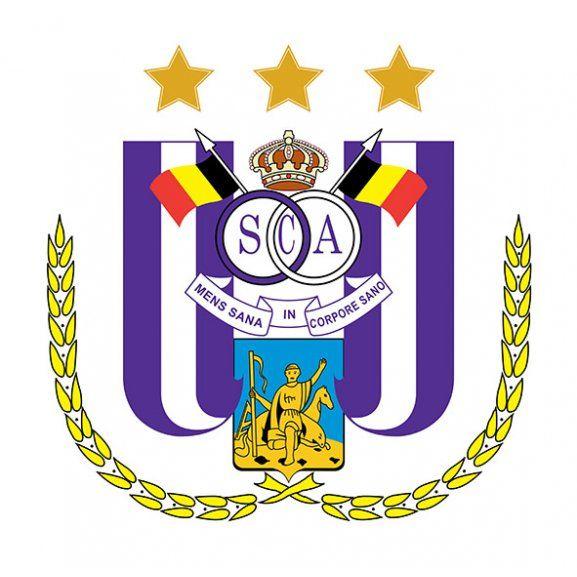 logo of rsc anderlecht moodboard pinterest logos