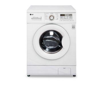 Lg F14b8tda Malin Shopper Washing Machine White Washing Machines 7kg Washing Machine