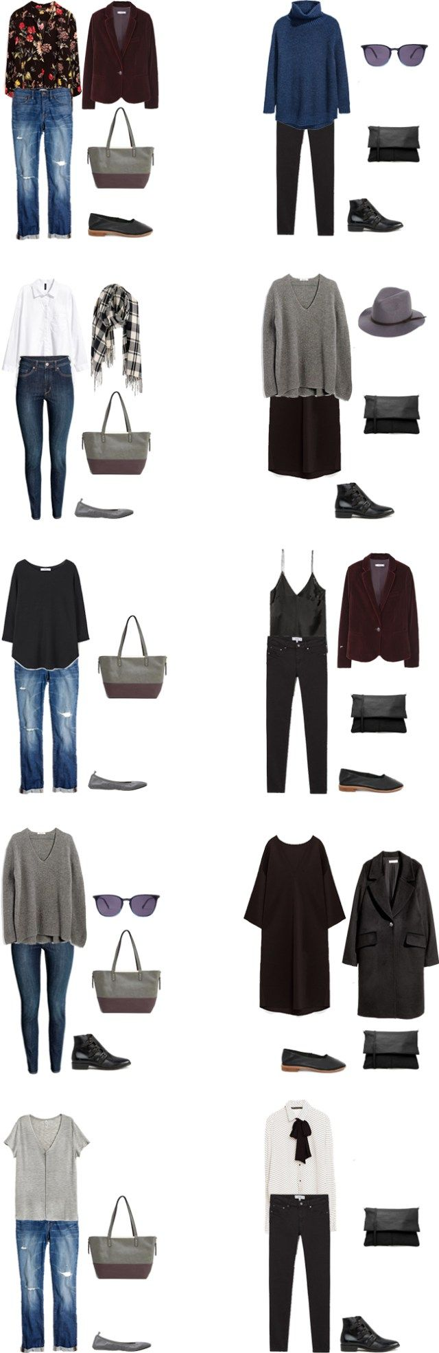 b419f787f3c What to Wear in Spain in Winter Outfit Options 1-10  packinglight   travellight