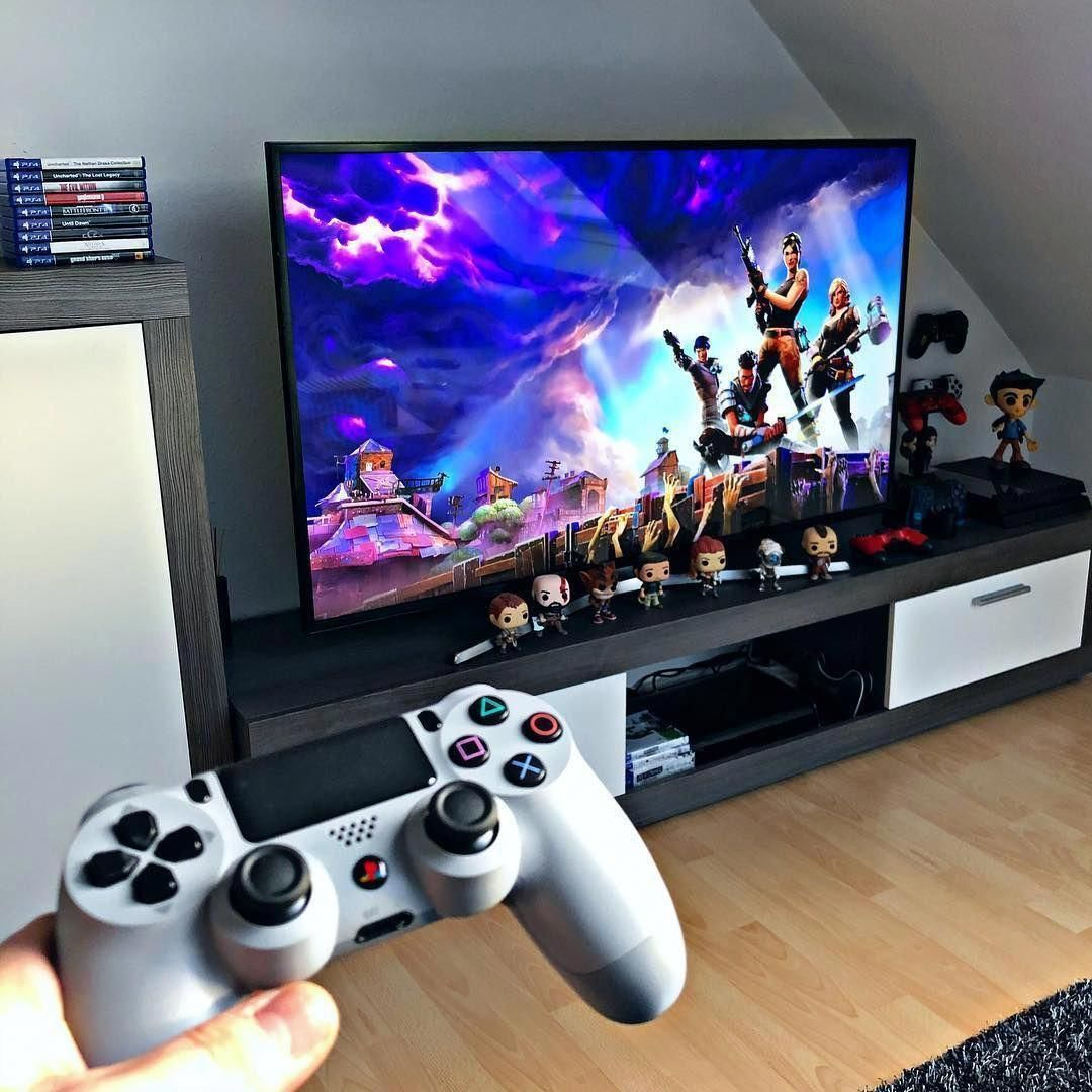 Check out this article and get 10 amazing game room ideas and more. - Jacob's Bedroom | Video game rooms, Game room decor ...