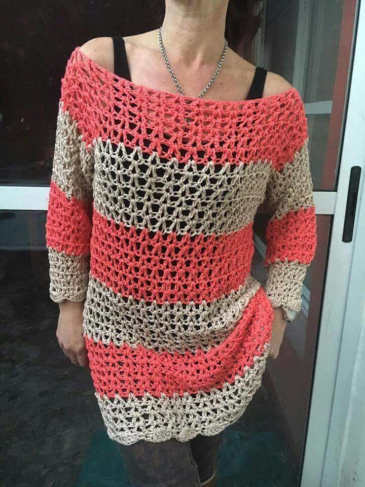 Remeron crochet | Basit | Pinterest | Blusas, Tejido y Blusas crochet