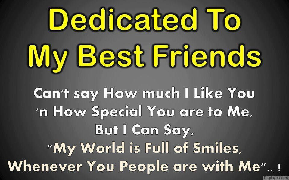 best friendship quotes for facebook status