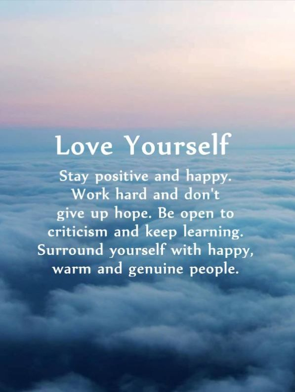 10 Positive Quotes Love Yourself 2 Love Yourself First Quotes