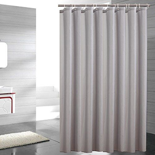 Sfoothome Heavy Weight Fabric Shower Curtain Mildew Res Https