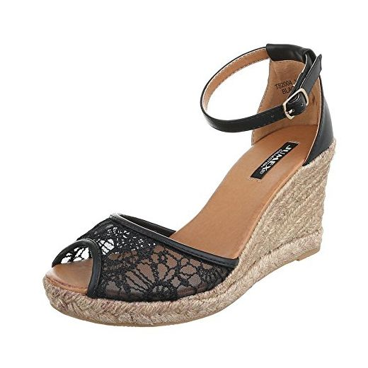 Sandaletten fur damen keilabsatz |