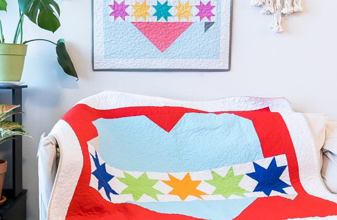 FREE PATTERN Worldwide Quilting Day Contest The Jolly